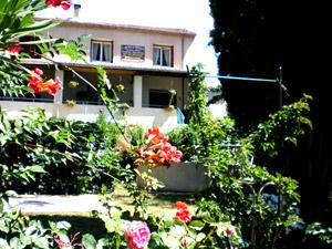 Garden and terrasse